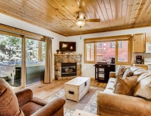 Photo of a Luxurious Estes Park Condo. Click Here to Read Our 5 Favorite Estes Park Hikes.